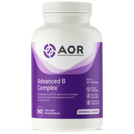 AOR Advanced B Complex 90 Veg Capsules