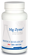 Biotics Research Mg Zyme 100 Capsules