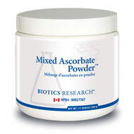Biotics Research Mixed Ascorbate Powder 300 Grams