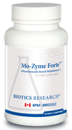 Biotics Research Mo Zyme Forte 100 Tablets