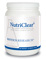 Biotics Research Nutriclear 670 Grams (24 Oz)