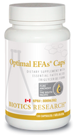 Biotics Research Optimal EFAs 120 Capsules