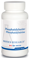 Biotics Research Phosphatidylserine 90 Capsules