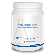 Biotics Research Whey Protein Isolate 16 Oz