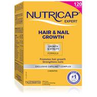 Nutricap Hair Growth 120 Softgel ( 2 Months supply)