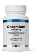 Douglas Laboratories Chromium 200 mg 100 Capsules
