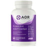 AOR R Lipoic Acid 150 Mg 90 Veg Capsules