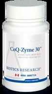 Biotics Research CoQ-Zyme 30 Mg - 60 Tablets