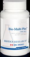Biotics Research Bio Multi Plus Iron Free 90 Tablets
