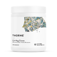 Thorne Cal Mag Citrate Effervescent Powder 214 g