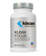 Douglas Laboratories Klean Focus 90 Veg Capsules