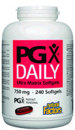 Natural Factors PGX Daily Ultra Matrix 240 Softgels