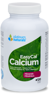Platinum Naturals EasyCal Extra Strength 120 Softgels