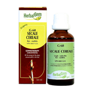 HerbalGem Gemmotherapy G68 Secale cereale 50 ml