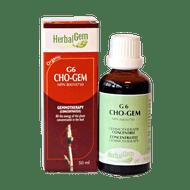 HerbalGem Gemmotherapy Complex G6 Cho Gem 50 Ml