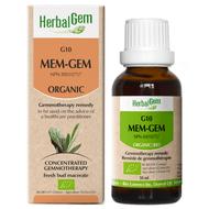 HerbalGem Gemmotherapy Complex G10 Mem Gem 50 Ml
