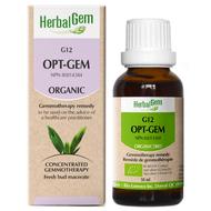 HerbalGem Gemmotherapy Complex G12 Opt Gem 50 Ml