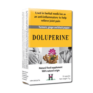 Holistica Doluperine - Solvent free - 32 Capsules