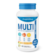 Progressive Multivitamin Chewable For Adult Men 60 Tablets
