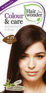 Hair Wonder Colour & Care Permanent Hair Colour Mocha Brown 4.03