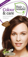 Hair Wonder Colour & Care Permanent Hair Colour Chocolate Brown 5.35