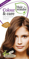 Hair Wonder Colour & Care Permanent Hair Colour Hazelnut 6.35