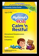 Hylands 4 Kids Calm 'n Restful 125 Tablets