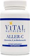 Vital Nutrients Aller C 100 Capsules