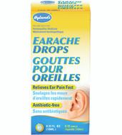 Hylands Earache Drops For Adults 0.33 Oz