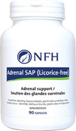 NFH Adrenal SAP Licorice Free 90 Veg Capsules