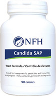 NFH Candida SAP 90 Capsules