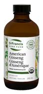 St Francis American Ginseng 250 ml