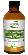 St Francis American Ginseng 250 Ml