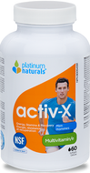 Platinum Naturals Activ X Multivitamin For Men 60 Softgels