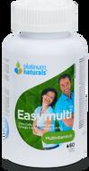 Platinum Naturals EasyMulti 60 Softgels