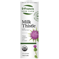 St Francis Milk Thistle 100 Ml (13334)