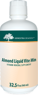 Genestra Almond Liquid Vite Min 960 Ml
