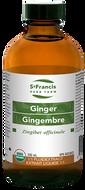 St Francis Ginger 250 Ml (13270)