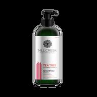 Mill Creek Natural & Organic Tea Tree Shampoo 414 ml