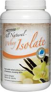 Precision All Natural New Zealand Whey Isolate Vanilla 850 Grams
