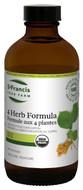 St Francis 4 Herb Formula 250 Ml (13469)