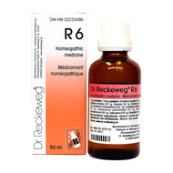 Dr Reckeweg R6 - 50 Ml (9906)