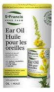 St Francis Ear Oil 30 Ml (13239)