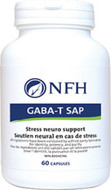 NFH GABA T SAP 60 Capsules