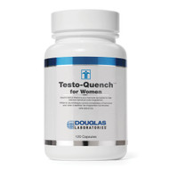 Douglas Laboratories Testo Quench For Women 120 Veg Capsules