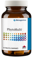 Metagenics PhytoMulti without Iron 60 Tablets