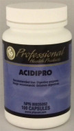 Professional Health Products Acidipro 100 Veg Capsules (13753)