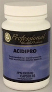 Professional Health Products Acidipro 625 Veg Capsules (11619)