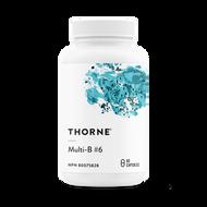 Thorne Multi B # 6 - 60 Veg Capsules
