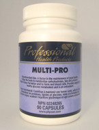 Professional Health Products Multipro 90 Capsules (13703)